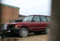 K125 EVC (Nivek.Old.Gold) Tags: 1992 range rover vogue tdi 2500cc