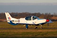 Prefect T1 ZM316 57Sqn 3FTS (spbullimore) Tags: heath barkston grob 120 prefect t1 uk royal air force raf 2019 57 sqn squadron 3 fts flight training school