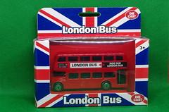 IMGP7368 (Steve Guess) Tags: poundland funtastic lodekka loline bus model 187 ho