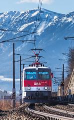 ÖBB 1144 037, Schlöglmühl (Paha Bálint) Tags: öbb öbb1144 freighttrain train güterzug austria semmering semmeringbahn mountain snow