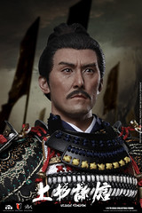 COOMODEL 20190120 CM-SE043 Uesufi Kenshin 上杉谦信 - 09 (Lord Dragon 龍王爺) Tags: 16scale 12inscale onesixthscale actionfigure doll hot toys coomodel samurai