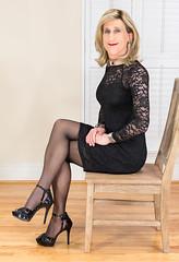 IMG_7121_f (AlexandraCollins) Tags: crossdresser crossdress crossdressing heels legs pantyhose stockings
