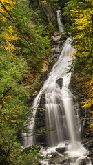 Vermont Waterfalls (Al Fontaine) Tags: moss glen falls stowe vermont vt water waterfalls watercourse nature fall foliage trees tree color colour colorful