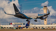 Amazon Prime Air (N1_Photography) Tags: freighter 767 amazon air atlas n1217a 767300f boeing prime airplane aviation avgeek avnerd
