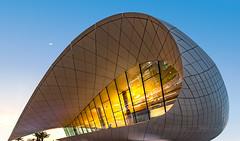 _DS20248 - The Etihad Museum, Dubai, UAE (AlexDROP) Tags: 2019 dubai uae emirates arab twilight museum architecture art travel color nikond750 tamronaf1735mmf284diosda037 best iconic famous mustsee picturesque postcard bluehour wideangle