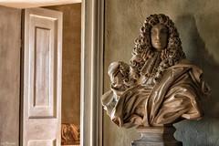 Statue e busti a Palazzo (Luca Nacchio) Tags: palazzo ducale sassuolo barocco architettura estense este modena italia arte meraviglie palace ducal baroque architecture italy art wonders