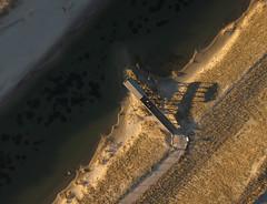 Noordzeekust bij Petten (6) (de kist) Tags: kap thenetherlands nederland petten camperduin hondsbossche zeewering dijk dike noordzee noordzeekust northseacoast kust coast aerial luchtfoto aerialphotography luchtfotografie