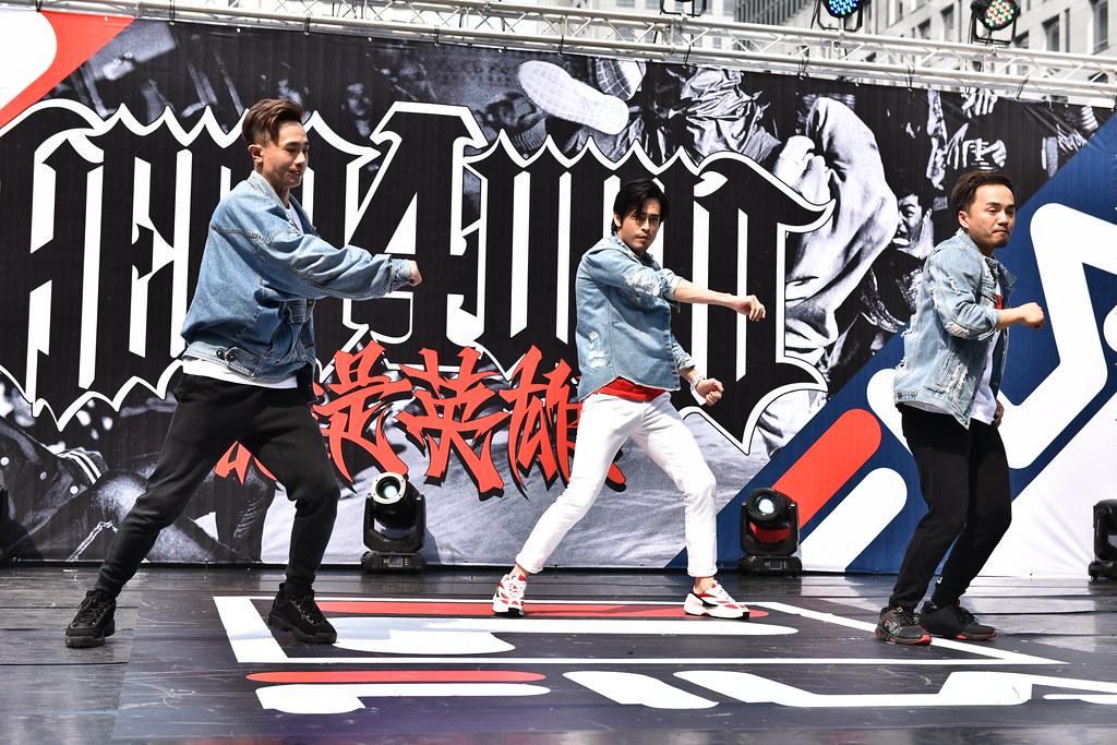 2019 HERO 4 WHO國際街舞大賽邀請舒子晨、Gino於現場帶來令人驚喜的合體演出_6