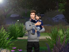 Tom and Winter (Linayum2.0) Tags: simmer sims mysims thesims thesims4 lossims4 ts4 ts4pictures game juego virtual virtuallife virtualgame linayum