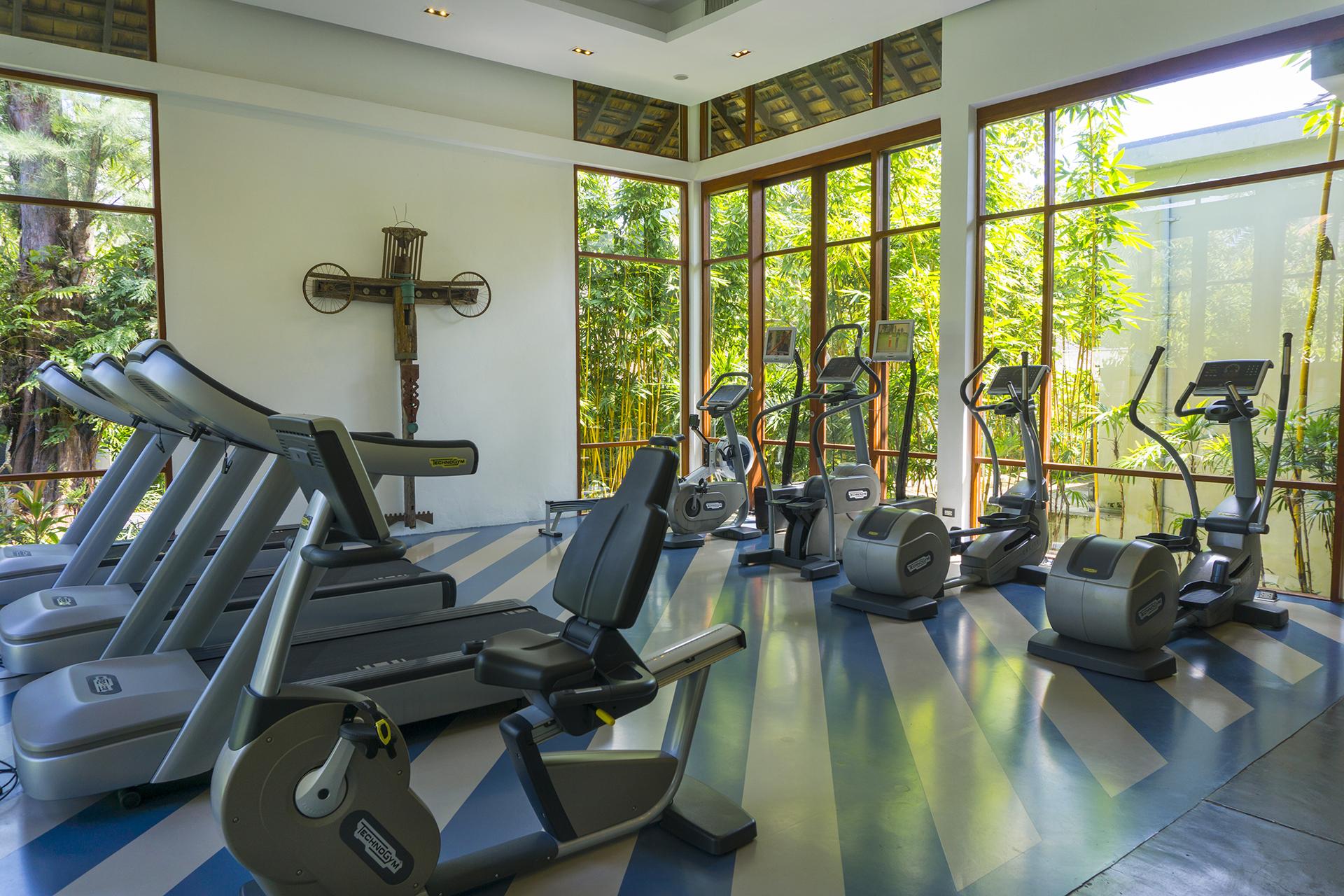Fitness Studio Cardio 2