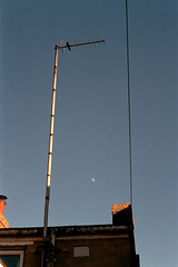 Moon (tercrossman87) Tags: canon 7 fujifilm fuji superia 400 film plustek 8200i 50mm 14 ltm