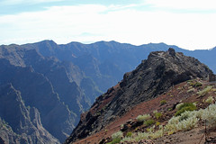 Path to the view point of Roque de los Muchachos (EduardMarmet) Tags: lapalma spanien esp