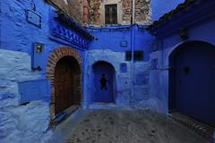 Chefchaouen, Morocco, January 2019 D700 263 (tango-) Tags: chefchaouen bluecity villaggioblu bluevillage morocco maroc 摩洛哥 marruecos марокко المغرب