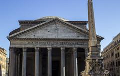 IMG_3757_1 (avolanti) Tags: rome roma italy italia summer vacation wanderlust travel explore pantheon roman ruins ancientrome architecture canon canonphotography amateurphotography photography