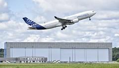 Airbus A330-203 I F-WWCB I Airbus Industries (Gustavo H. Braga) Tags: airbusindustries aviation airplanes airport aviação aviacao aviao aeronaves aeroporto airbus airbusa330 a330 photo toulouse blagnac avgeek