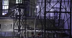 JuiceWire (Mike.Geiger.ca (Myke)) Tags: chaudierefalls danger electricity gantry glassinsulators insulation insulators intricate metal night power urbex wires gatineau quebec canada
