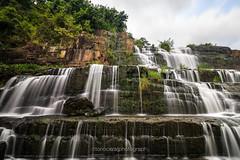 Pongour waterfall (Vinh To 1938) Tags: lungaesposizione longexposition longexposure asia travel 2018 dalat pongour water dalatpongourcascatawater vietnam dalta waterfall waterfalls