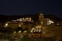 Albarracin (jesussanchez95) Tags: albarracín teruel noche nocturna night paisajeurbano urbanlandscape pueblo city ciudad landscape paisaje