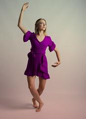 Marianna #3 (Kokokotovitz) Tags: studio work slovakia canon purple ballet