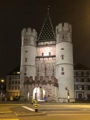 Basel, Spalentor (ritsch48) Tags: basel spalentor neujahr