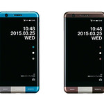 スマートフォンの写真