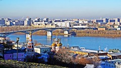 Нижний Новгород (lvv1937) Tags: город река ока храм дома russia wearefromyandexfotkiмыизяфа inexplore