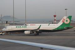 Eva Air (So Cal Metro) Tags: airline airliner airplane aircraft plane jet aviation airport hongkong hkg