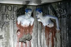 80er Jaren / 80er Years / Val van de Muur (jo.misere) Tags: 80 jaren years muur wall naakt nude art kunst