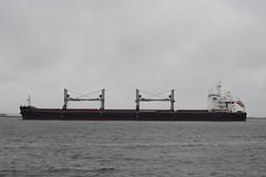Iolaos (jelpics) Tags: iolaos bulkcarrier crane cranes cargoship commercialship commoncarrier merchantship boat boston bostonharbor bostonma harbor massachusetts ocean port sea ship vessel