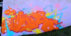 graffiti in zaandam (wojofoto) Tags: zaandam nederland netherland holland graffiti streetart wojofoto wolfgangjosten inca