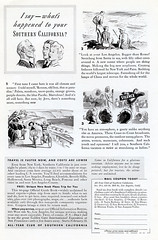 Southern-California-Travel-AD (Count_Strad) Tags: advertisement advertising advertise print car travel