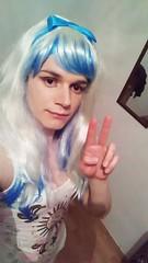 2019-04-10-00-56-11-902 (Night Girl (my feminine side) :)) Tags: crossdress cd crossdressing cross dress dresser boy femboy feminine me girl