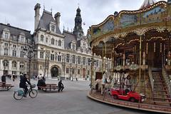 Hôtel de Ville (Eddie C3) Tags: hôteldeville parisfrance