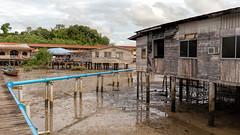 Kampung Ayer Stilt Settlement