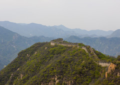 The Great Wall, Non Renovated, Beijing, China (Eric Lafforgue) Tags: mg9709 ancientcivilization architecture asia badaling beijing brick builtstructure china chineseculture colorpicture copyspace day famousplace fortifiedwall greatwall greatwallofchina historicallandmark history horizontal internationallandmark length mountainrange nationallandmark nature nopeople nonurbanscene northchina outdoor pekin protection ruin shuiguangreatwall step stonewall touristattraction tower unescoworldheritagesite vertical wall wonder