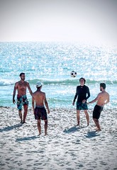 The best end of the day (badjonni) Tags: guys men shirtless dudes