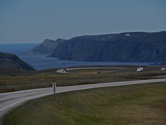 12-Traveling to Nordkapp (Aussiewig) Tags: norway northcape nordkapp arcticocean