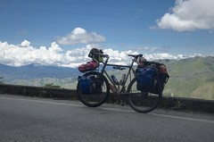 Yonder in the Cauca Region (speed6ump) Tags: pan american highway tour bicycle bike touring adventure colombia south america cauca andes mountains cordillera central