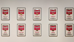 """Campbell's Soup I"" (1968), Andy Warhol (Joey Hinton) Tags: phoenix art museum pixel2 google android smartphone cellphone cameraphone phone arizona"