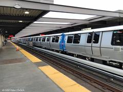 BART--4031, etc., arr Daly City (milantram) Tags: electricrailtransport bart bartfleetofthefuture subways elevateds rapidtransit