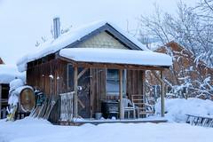 _ROS5077-Edit.jpg (Roshine Photography) Tags: winter snowbuildingsandstructures architecture environmental yukonquest dawsoncity yukonterritory snow yukon canada ca