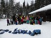 Family Day 2019-15 (Hope Mountain Centre) Tags: hopemountaincentre familiesinnature families bcfamilyday snowshoe snowcave snow snowfun manningpark outdoorlearning outdooreducation