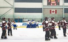 Feb 21 2019 Ladies Ringette BC vs NB-69 (suejudge) Tags: ringette ice rink team skater skate sheet play sport women red deer alberta canada winter games