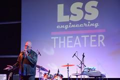 009 (VOLUMEAPS) Tags: rocco zifarelli jazz rock project lss theater polistena live music volume aps