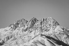 peaks of four. (Ross Dinsdale) Tags: canon1dsmarkii monochrome snow fourpeaks arizona fourpeakswilderness 1dsmarkii canon tontonationalforest canyonlake