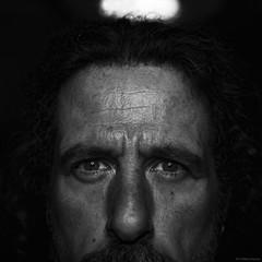 self-portrait (B.Graulus) Tags: selfportrait portrait portret photography fotografie portraitphotography selfie monochrome mono belgium belgië canon