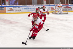 Troja vs Skövde 11 (himma66) Tags: onepartnergroup hockey ishockey icehockey youth troja trojaljungby skövde ice cup puck skate team ljungby ljungbyarena