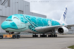ANA_A380_JA382A_20190326_XFW-08 (Dirk Grothe | Aviation Photography) Tags: ana all nippon airways a380 ja382a flying honu rollout paintshop xfw