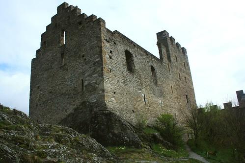 🇨🇭 Château de Tourbillon / Tourbillon Castle / Замък Турбийон