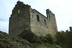 Château de Tourbillon / Tourbillon Castle / Замък Турбийон (mitko_denev) Tags: sitten seduno сион sion switzerland schweiz suisse svizzera svizra wallis valais швейцария вале валис history architecture castle fortification fortified замък шато chateau schloss burg fort ruins руини